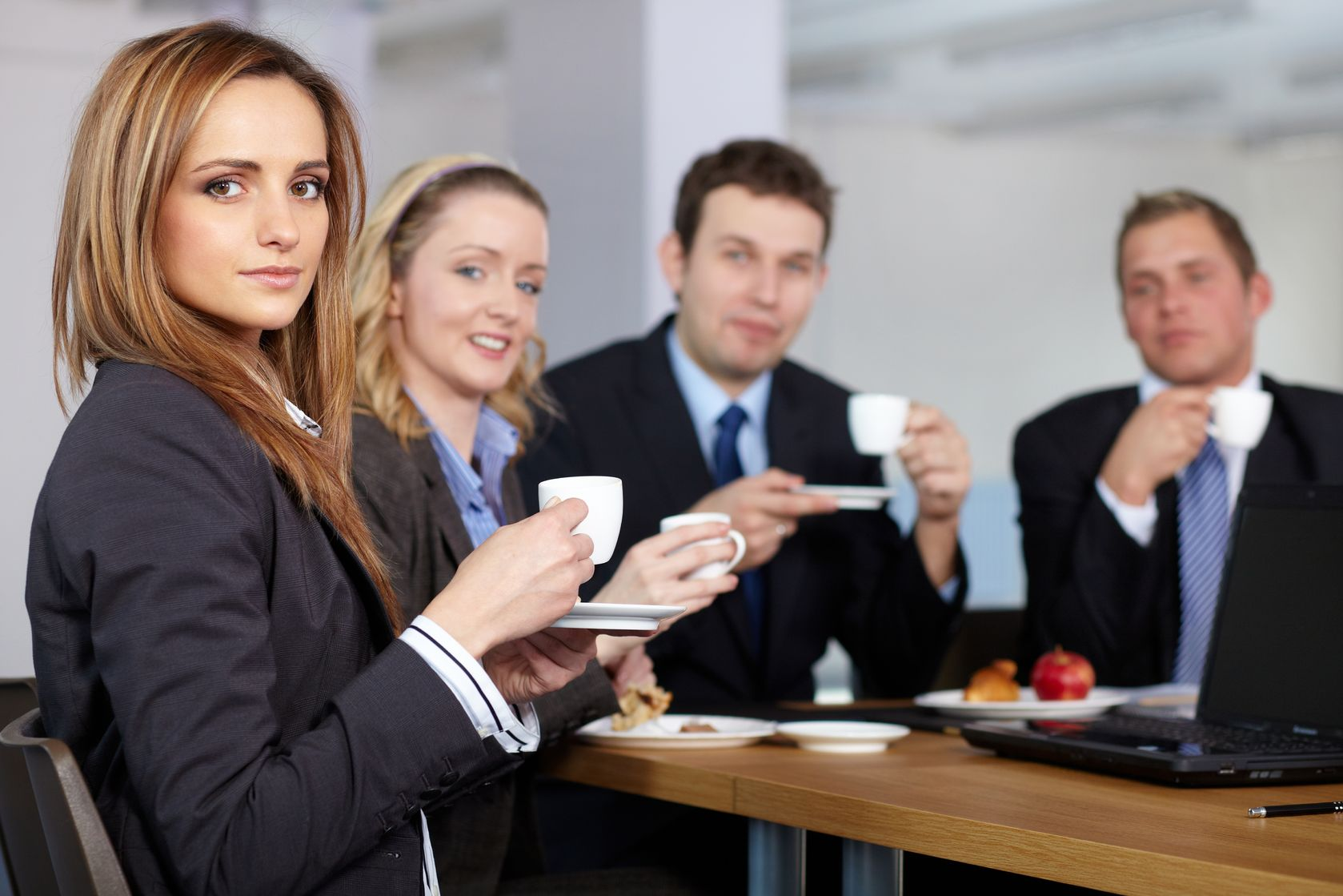 Online business network for Coffee business